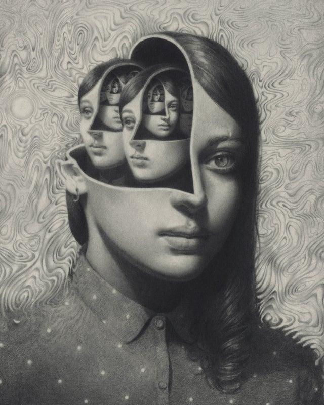 Schizophrenia - Virtual Reality & Depersonalization / Derealization
