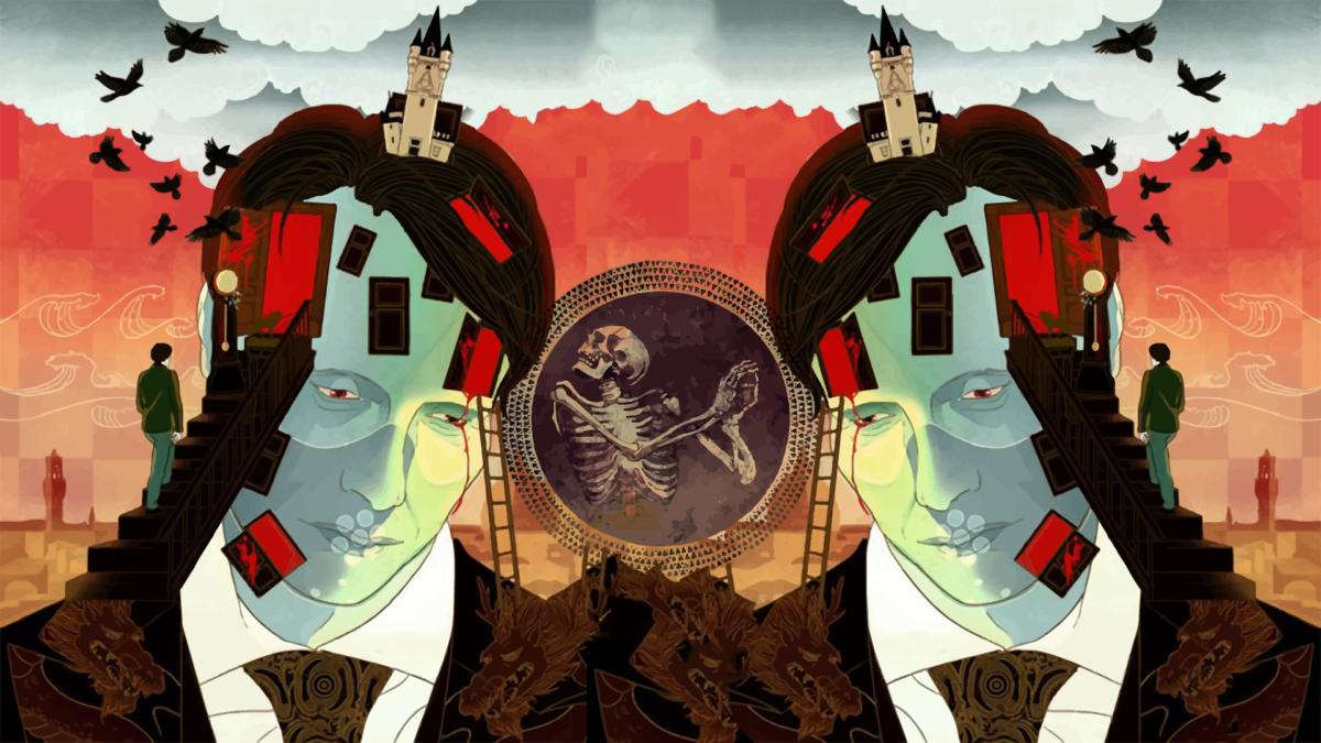 two hannibals skull - Virtual Reality Memory Palaces