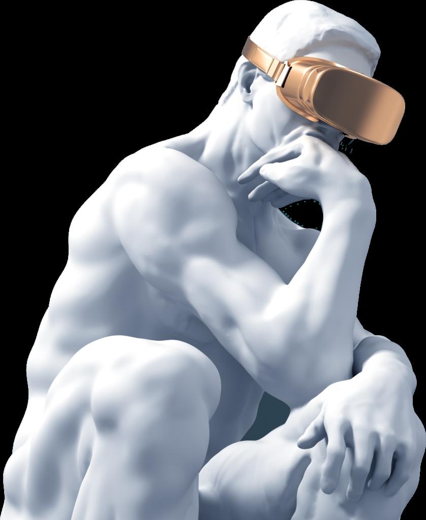 305299773 1037942565 Virtual Reality Philosopher 1 1 839x1024 - Virtual Reality Schizophrenia